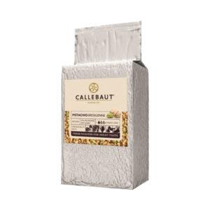 BARRY CALLEBAUT - Fistic crocant granulat și caramelizat - 1kg
