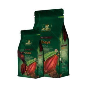 Cacao Barry - INAYA - Ciocolată neagră PREMIUM 65%