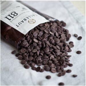 BARRY CALLEBAUT Ciocolată neagră - bănuți, cacao 54,5%