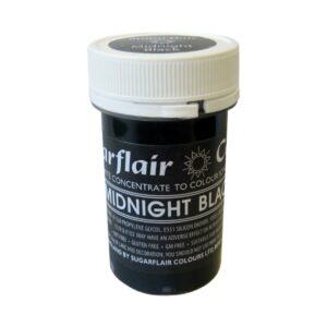 SUGARFLAIR - MIDNIGHT BLACK