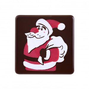 Barbara Decor - Decorațiuni de ciocolată - Moș Crăciun