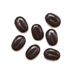Decorațiuni de ciocolată - Boabe cafea