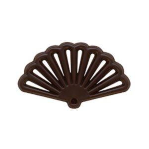 Evantai de ciocolată neagră - Oriental