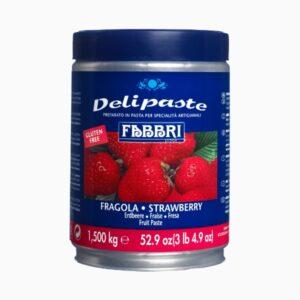 FABBRI - Delipaste Pastă căpșuni