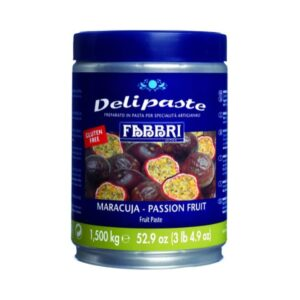 FABBRI - Delipaste Pastă fructul pasiunii