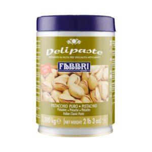 FABBRI - Delipaste Pastă fistic Puro