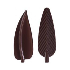 Barbara Decor - Decorațiuni din ciocolată - Mimosa Leaves Dark