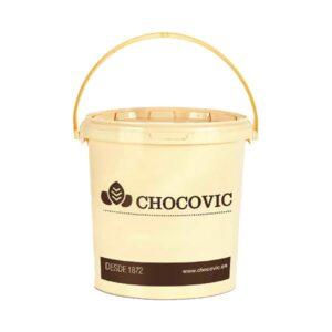Chocovic - Glazură tort ciocolată neagră KIRIBATI