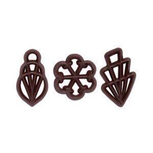 Barbara Decor - Decorațiuni din ciocolată Mela