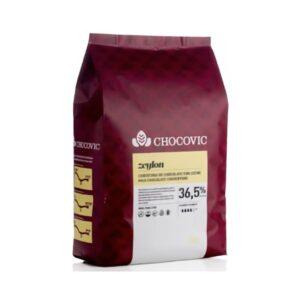 Chocovic - Ciocolată cu lapte Zeylon 36.5%
