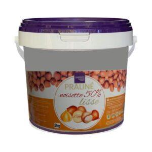 Noisette - Pastă de alune 50%