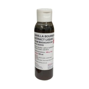 Lavany - Extract de vanilie Madagascar Bourbon (cu semințe)