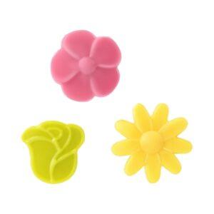 Barbara Decor - Decorațiuni din ciocolată - Mini Flowers Color